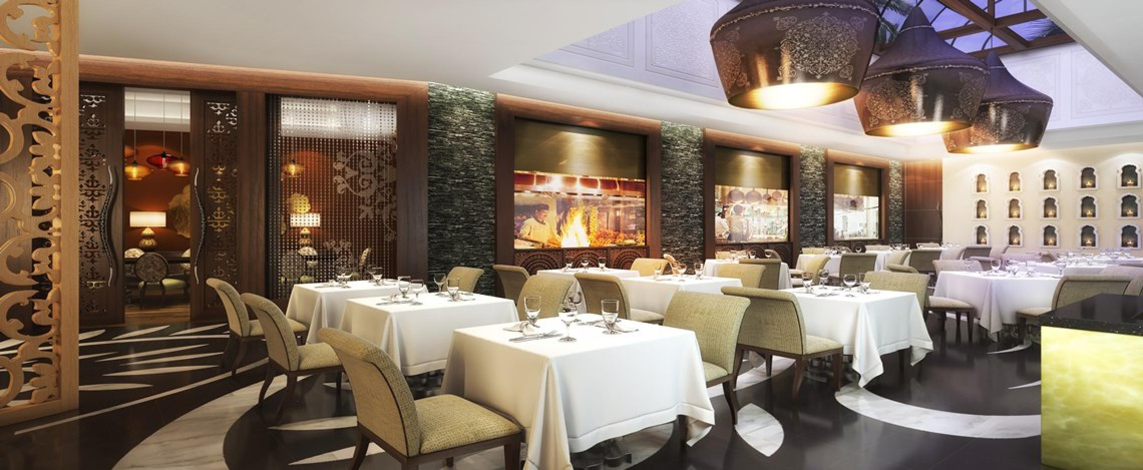 Rasoi by vineet luxury star accomodation in bahrain