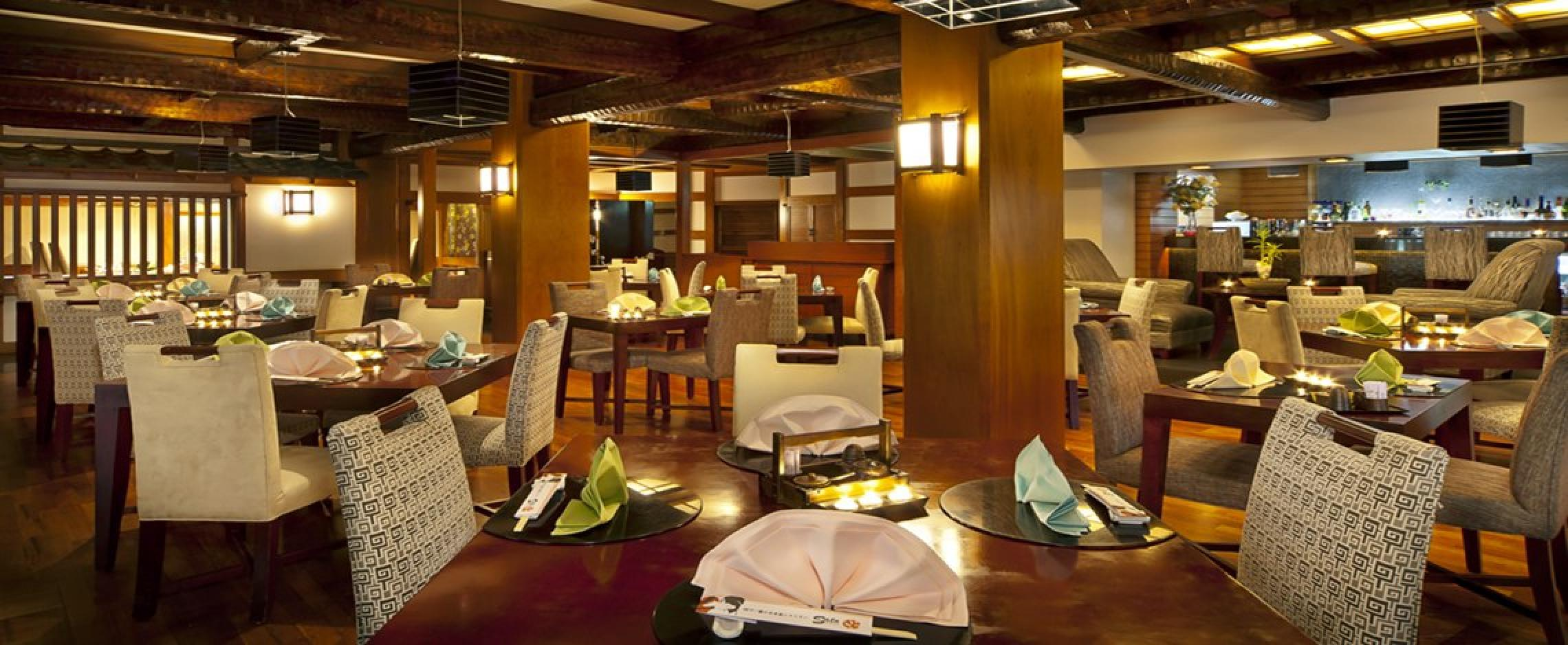 Sato luxury 5 star accomodation in bahrain the gulf for 0 5 japanese cuisine