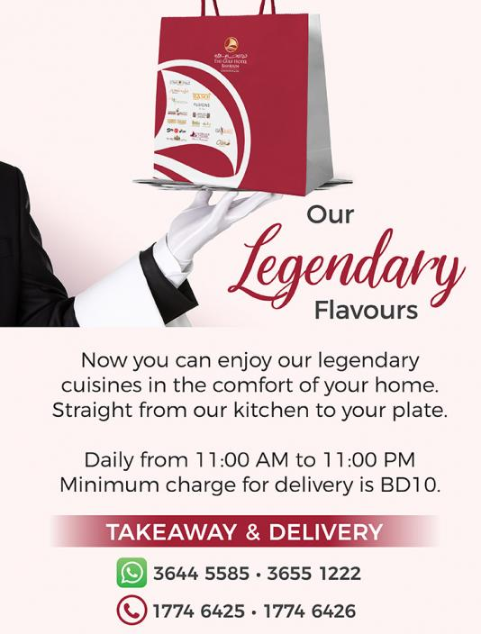 Our Legendary Flavours