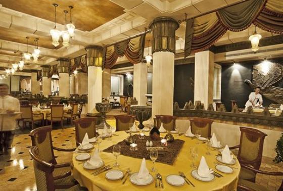 Takht Jamsheed, Iranian restaurant
