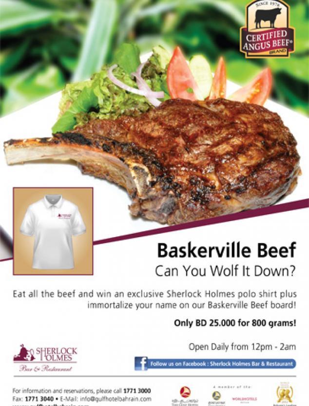 Baskerville Beef